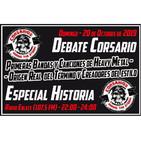 Corsarios - Especial comienzos del Heavy Metal - Programa del domingo 20 de octubre de 2019