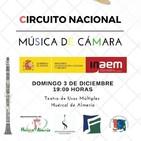 Circuito Nacional de Música de Cámara Huércal 2017