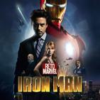 Reto Marvel E01/17 - 'Iron Man'