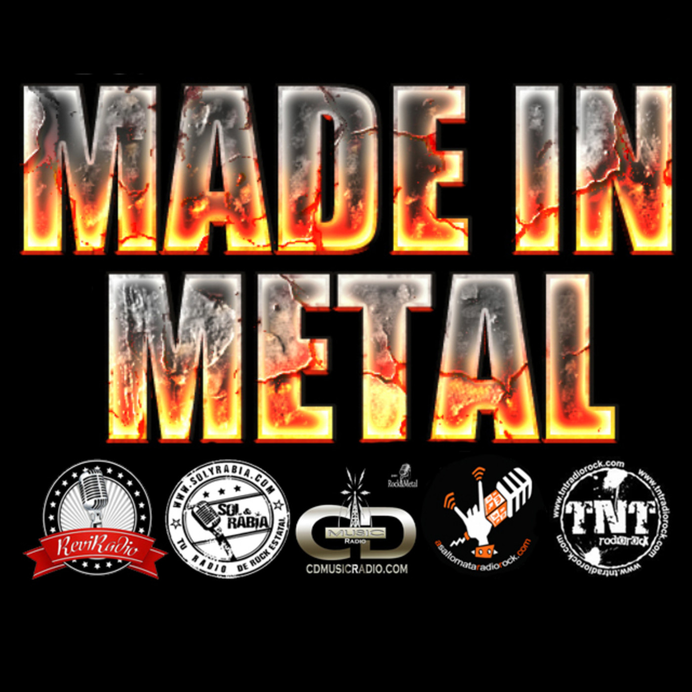 Made in Metal 201 VI Temporada