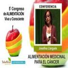 Alimentación y Hongos medicinales contra el Cáncer - Josefina Llargués