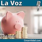 Editorial: Desciende el ahorro entre los españoles - 05/06/19