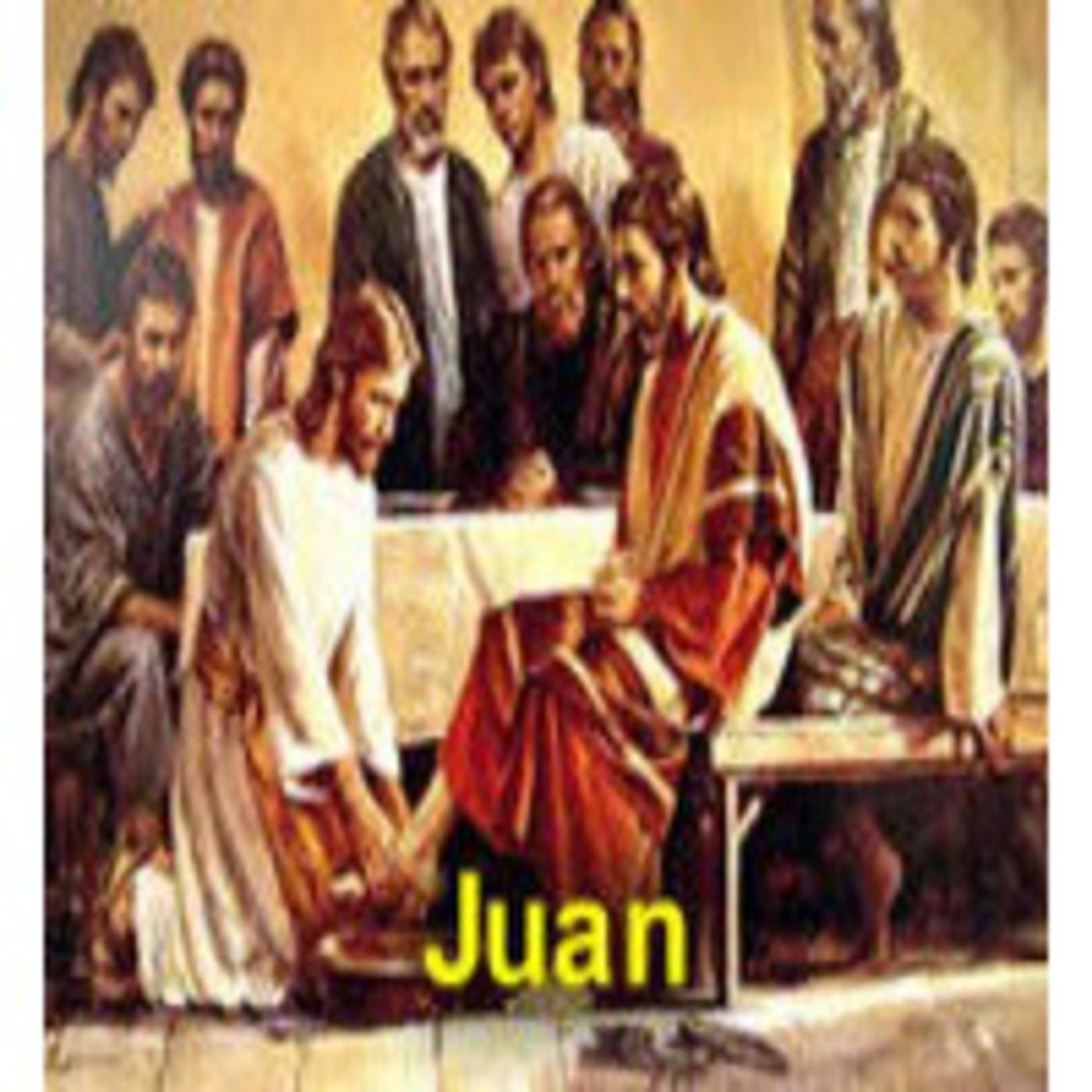 Juan. Biblia en Audio.
