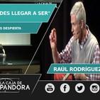 NOVENAS JORNADAS DESPIERTA Raúl Rodríguez