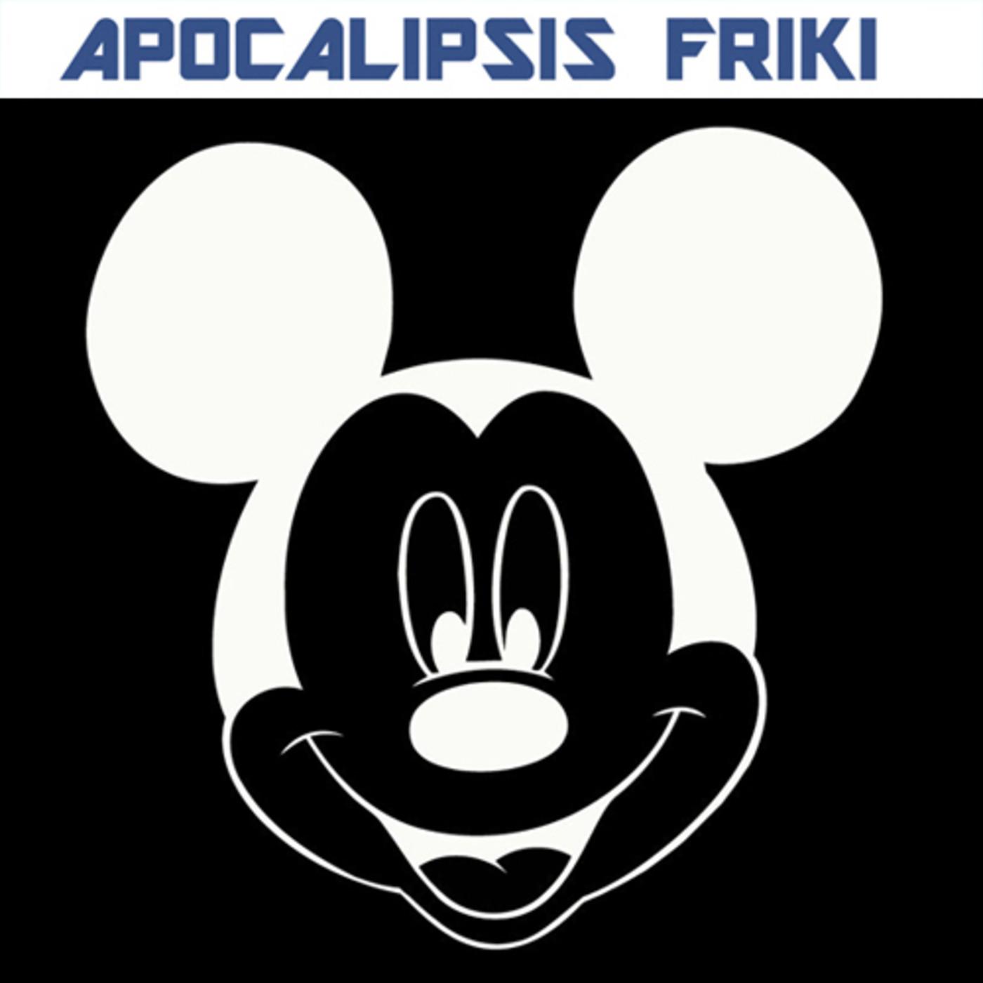 Apocalipsis Friki 084 - Los Años Oscuros de Disney / Anime y Disney