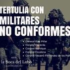 EN LA BOCA DEL LOBO 10/01/18 Militares no conformes.La UME: los políticos usan a los militares para tapar sus vergüenzas