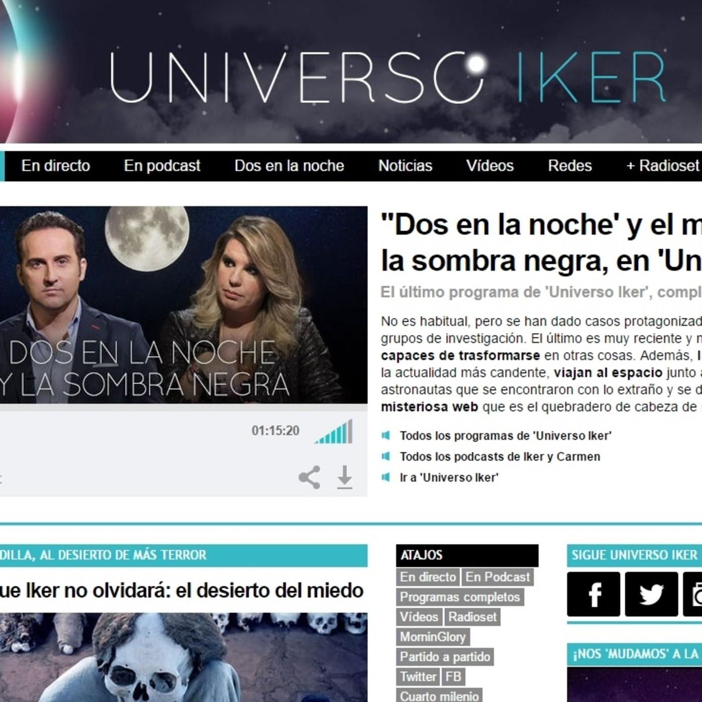La Señal   Reporte para Universo Iker \