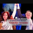 La victoria de la fórmula Fernández - Fernández en Argentina