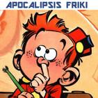 Apocalipsis Friki 119 - Charleta sobre cómic europeo