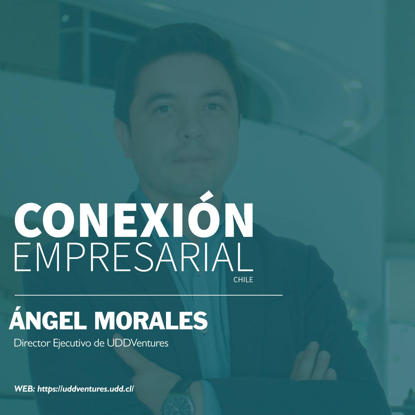 Entrevista: Ángel Morales de UDDVentures. Martes 20 de octubre 2020.