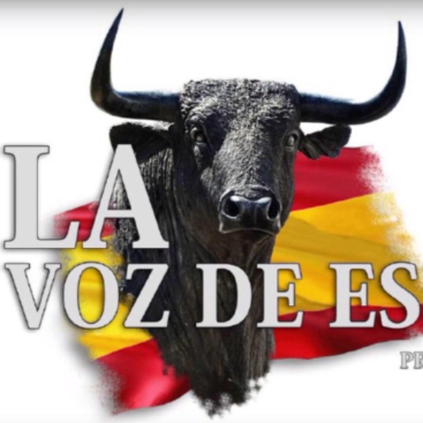 LA VOZ DE ESPAÑA Ed: 214 (21 de Abril)
