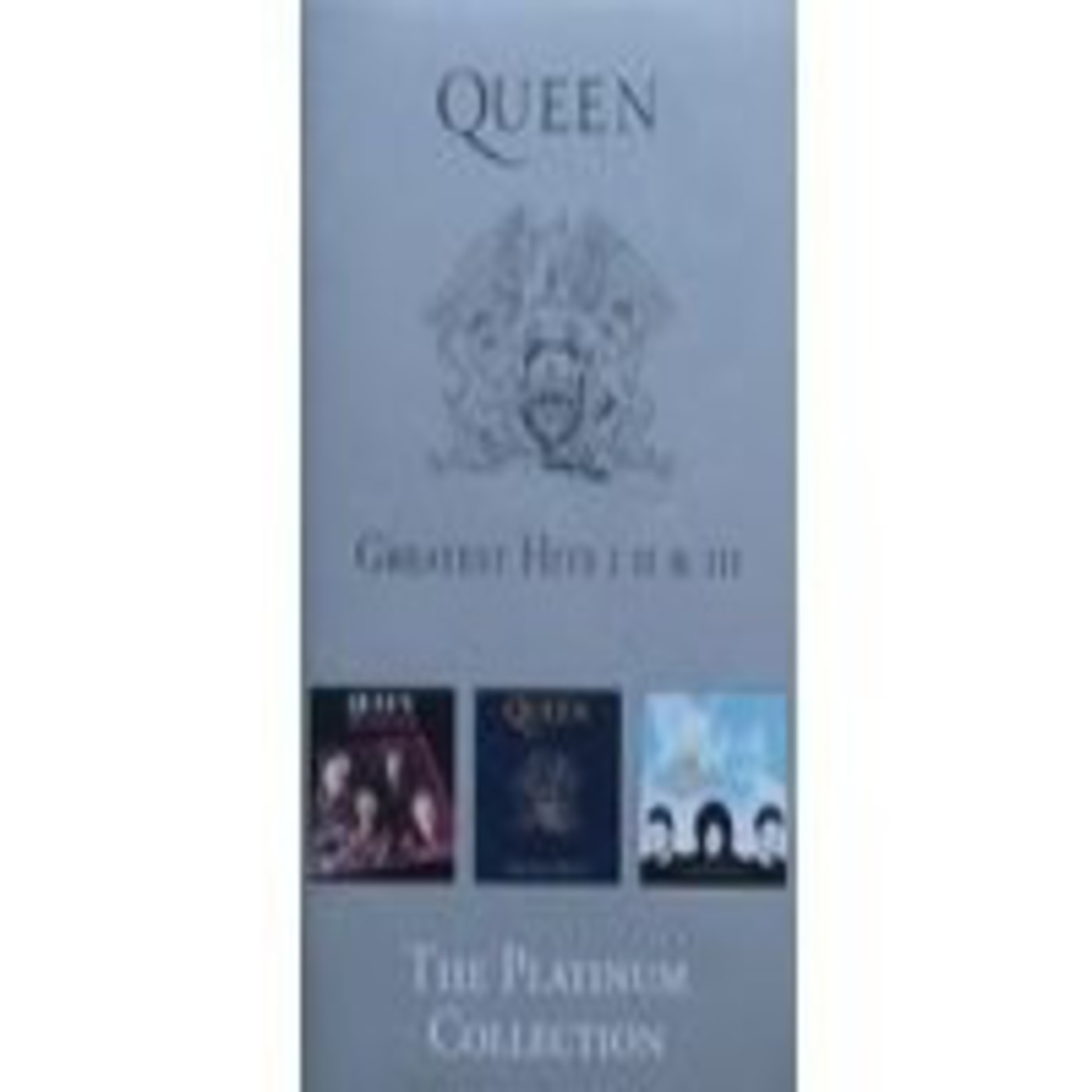 QUEEN - The Platinum Collection Greatest Hits I II & III + Remixed (3 cds)