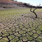 La sequía y la escasez de agua