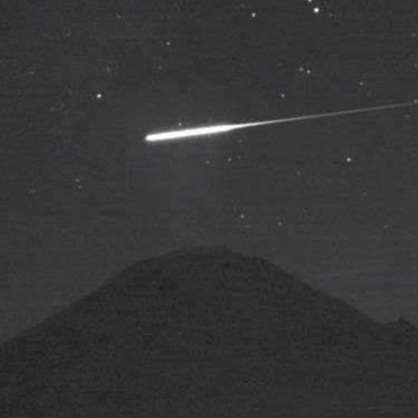 246 - Rep. Cuántos meteoritos caen en la Tierra y en qué zonas del planeta lo hacen con mayor frecuencia... Y OVNIs