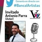 El Actor Antonio Parra Serrano visita nuestro Bancal.
