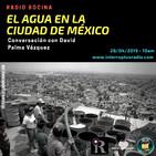 Agua en la Ciudad de México