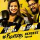 Fighters, aprendiendo de XISELA ARANDA: 7 veces campeona de España de squash, delantera del C.D. Tenerife y empresaria