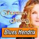 TERESA JAMES · by Blues Hendrix
