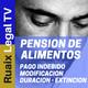 Pension de Alimentos | Pago Indebido | Separacion | Divorcio | Noticias Juridicas| Abogado Barcelona