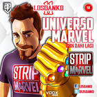 UNIVERSO MARVEL, con Dani Lagi (STRIP MARVEL)