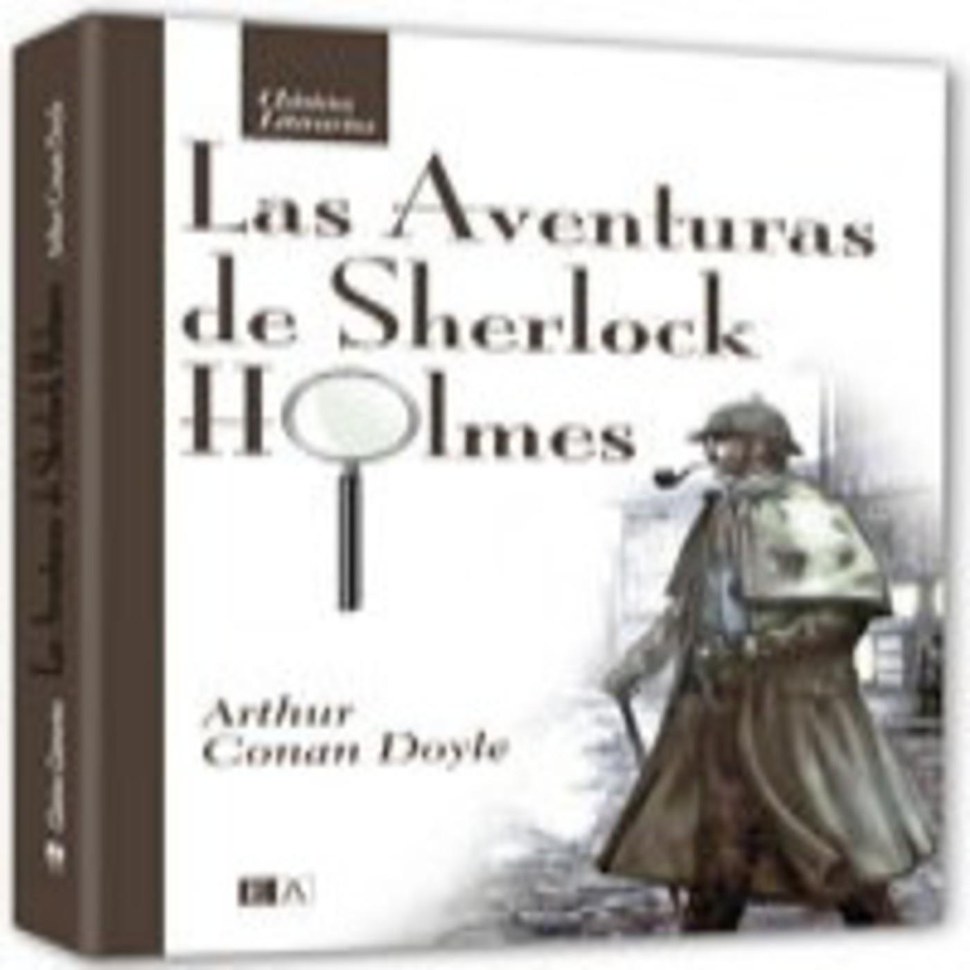 Sherlock Holmes y La aventura de la casa deshabitada