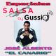 """ESPECIALES SALSA JOSÉ ALBERTO """"EL CANARIO"""" by GussiDJ."""