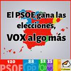 10-N | El PSOE gana las elecciones, VOX algo más