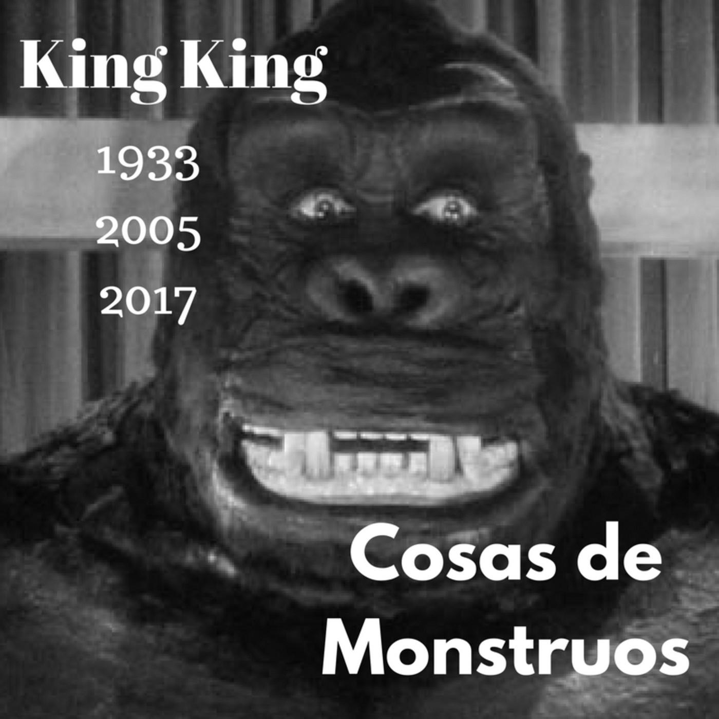 King Kong 1933 2005 2017 CdM 2