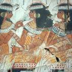 EL BANQUETE FUNERARIO en el Antiguo Egipto