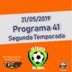 T2 - Programa 041 - 21 05 2019