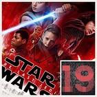 Episodio 19: Star Wars, Los Últimos Jedi