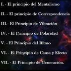 Lunes Lunáticos ~ 7 Principios Herméticos!