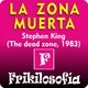 1x08. LA ZONA MUERTA Stephen King (The dead zone, 1983) David Cronenberg, Christopher Walken - FRIKILOSOFIA