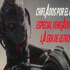 Especial Vengadores: La era de Ultrón