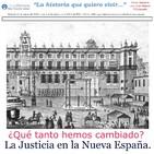 La Justicia en la Nueva España.