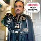El Romerito de las Galaxias: Darth Florentino destituye a Benitez el Hutt
