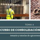 #TemarioCGT2019 · Tema06 AUDIO · 17.06.2019