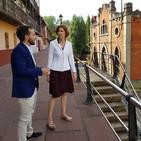 Visita secretaria de Estado de Turismo a Barruelo de Santullán