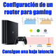 41 - Configuración y optimización de un router para gaming. Latencia en una red