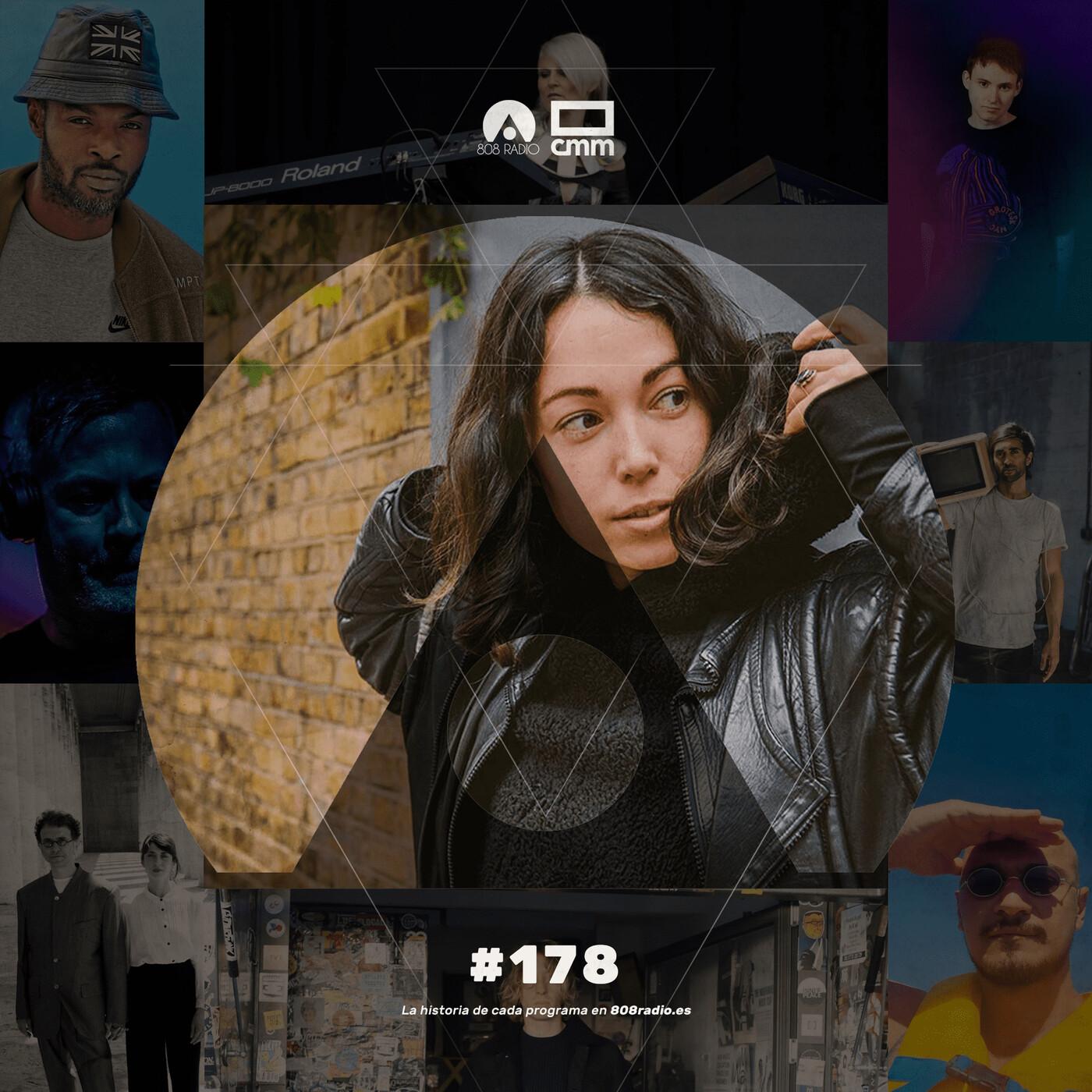 808 Radio #178 / Kelly Lee Owens / CMM Radio – 5/9/2020