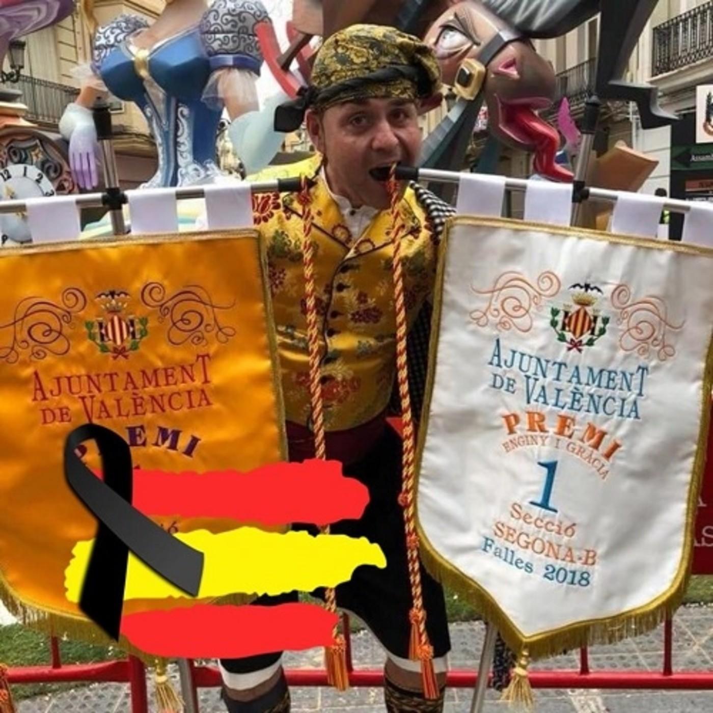 Situación actual de la Fiesta y de los artistas falleros. La opinión de Roberto Elías Martín