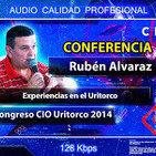 RUBEN ALVARAZ - Mis Experiencias OVNI - Congresos CIO Uritorco