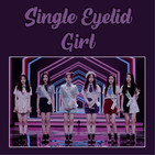 Single Eyelid Girl - Youth With You