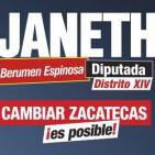 Ya llego Janet
