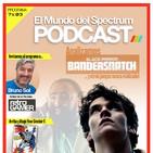 7x03 Análisis de Bandersnatch (Netflix) - Juegos nunca aparecidos - Antonio Ballesteros - El Mundo del Spectum Podcast