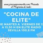 """Cocina de Elite"" Programa nº 7"