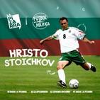 Fútbol y Política: Hristo Stoichkov - Radio La Pizarra - 07 sep 19
