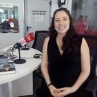 La creadora de 'Acacias 38', Susana López Rubio, presenta su novela 'El encanto'