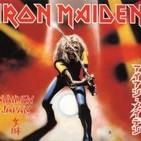 Iron Maiden - Especial Maiden Japan, concierto 17 canciones - 1981