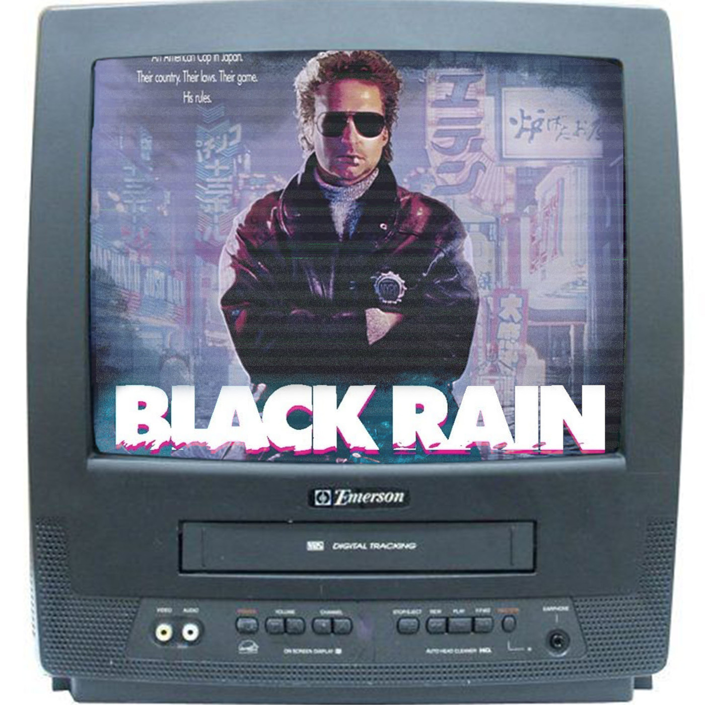 04x12 Remake a los 80, BLACK RAIN (1989, Ridley Scott)